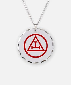 ROYAL ARCH MASONS CIRCULAR Necklace