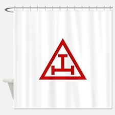 ROYAL ARCH MASONS Shower Curtain