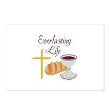 EVERLASTING LIFE Postcards (Package of 8)
