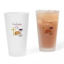 EVERLASTING LIFE Drinking Glass