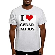 Cute Cedar rapids T-Shirt