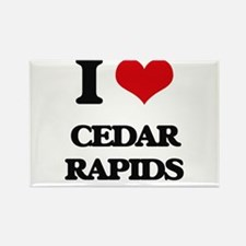 I love Cedar Rapids Magnets