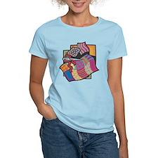 Cute Quilting T-Shirt