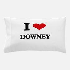 I love Downey Pillow Case