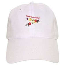 Bloody Mary Sundays Baseball Baseball Cap