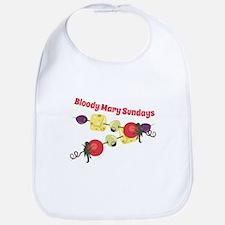 Bloody Mary Sundays Bib