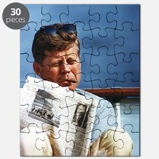 JFK Smoking Puzzle