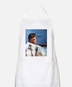 JFK Smoking Apron