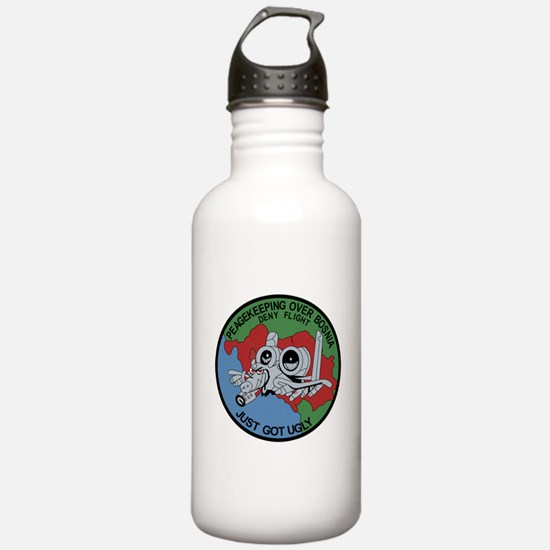 A10 warthog Water Bottle
