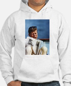 JFK Smoking Jumper Hoody