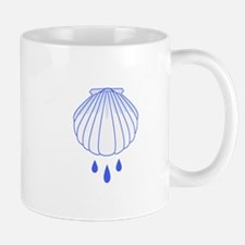 BAPTISM SHELL Mugs