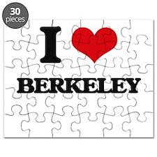 I love Berkeley Puzzle