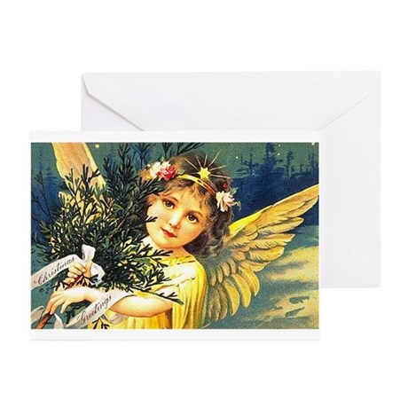 Christmas Angel Greeting Cards (6)