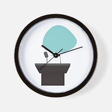 Speech_Base Wall Clock