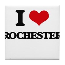 I love Rochester Tile Coaster