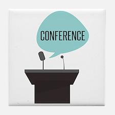 Conference Tile Coaster