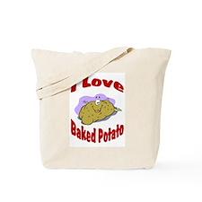 Baked potato Tote Bag