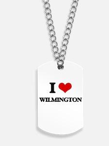 I love Wilmington Dog Tags