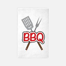 BBQ Area Rug