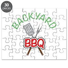 Backyard BBQ Puzzle