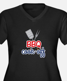BBQ Cook-Off Plus Size T-Shirt