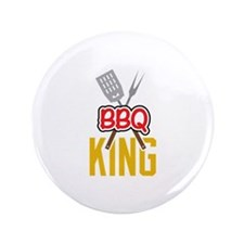 "BBQ King 3.5"" Button"