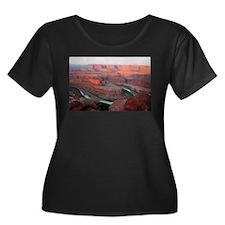 Dead Horse Point State Park, Uta Plus Size T-Shirt