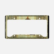 Cleopatra 8 License Plate Holder