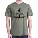 Moose hunter Gifts T-shirts Dark T-Shirt