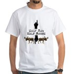 Moose hunter Gifts T-shirts White T-Shirt