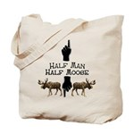 Moose hunter Gifts T-shirts Tote Bag