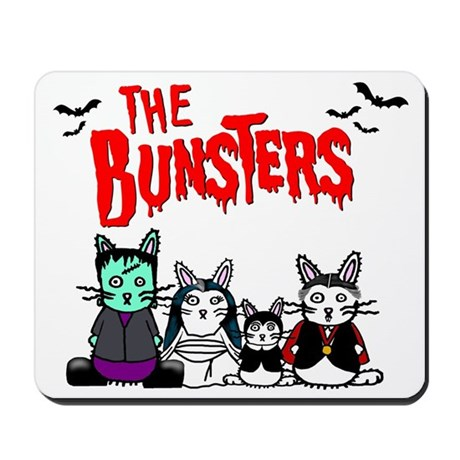 Bunsters Mousepad