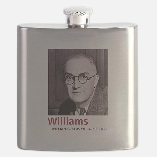 Funny American literature Flask