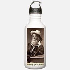 Funny For writers Water Bottle