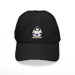 Martial Arts purple belt peng Black Cap