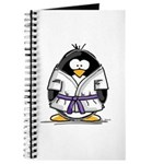 Martial Arts purple belt peng Journal