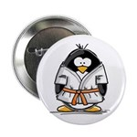 Martial Arts orange belt peng Button