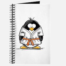 Martial Arts orange belt peng Journal