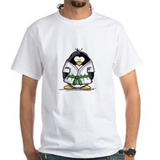 Martial Arts green belt pengu Shirt