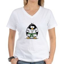 Martial Arts green belt pengu Shirt