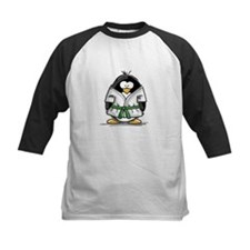 Martial Arts green belt pengu Tee