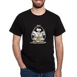 Martial Arts gold belt pengui Dark T-Shirt