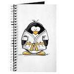 Martial Arts gold belt pengui Journal