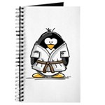 Martial Arts brown belt pengu Journal