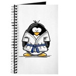 Martial Arts blue belt pengui Journal