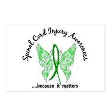 Spinal Cord Injury Butter Postcards (Package of 8)