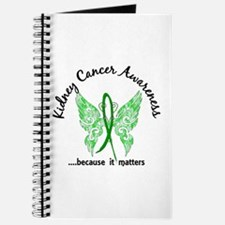 Kidney Cancer Butterfly 6.1 Journal