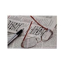 Crossword Genius Magnets