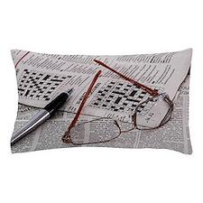 Crossword Genius Pillow Case