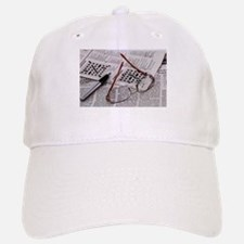 Crossword Genius Baseball Cap